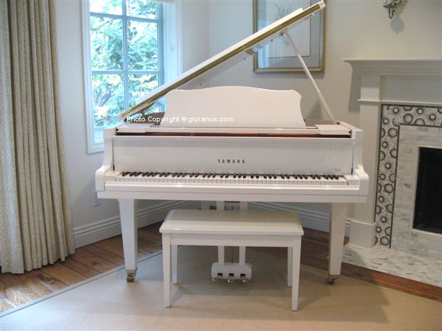 Used pianos pre owned yamaha kawai baldwin baby grand for Price of a yamaha baby grand piano