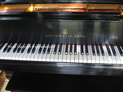 Steinway O Parlor Grand 1915