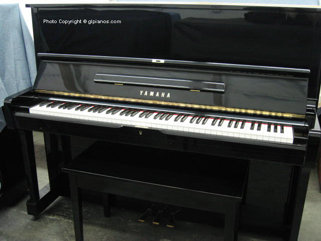 Used pianos pre owned yamaha kawai upright pianos for Used yamaha u1 price
