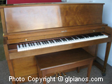 Baldwin Hamilton Upright
