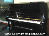 Yamaha MX100 (U30-BL) Disklavier Upright