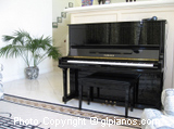 Yamaha U30 Upright with Silent System